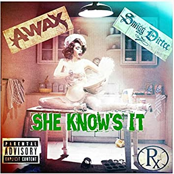 She Knows It - Single