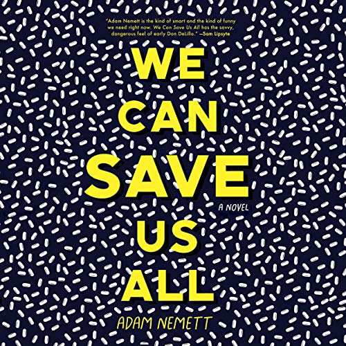 We Can Save Us All audiobook cover art