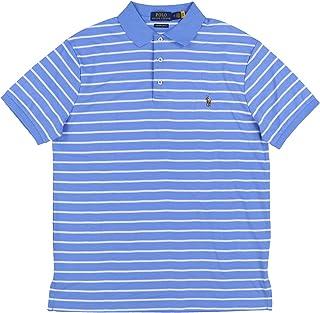 Polo Ralph Lauren Mens Custom Slim Fit Interlock Polo Shirt
