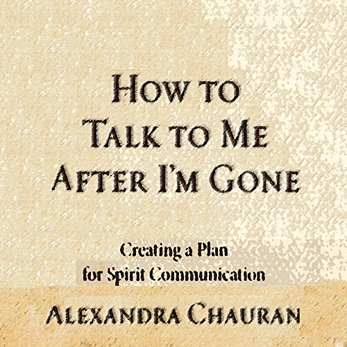 How to Talk to Me after I'm Gone audiobook cover art