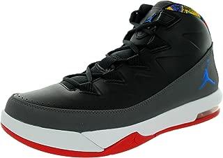 [807717-035] AIR Jordan Jordan AIR Deluxe Mens Sneakers AIR JORDANBLACK SOAR Dark Grey WHITEM