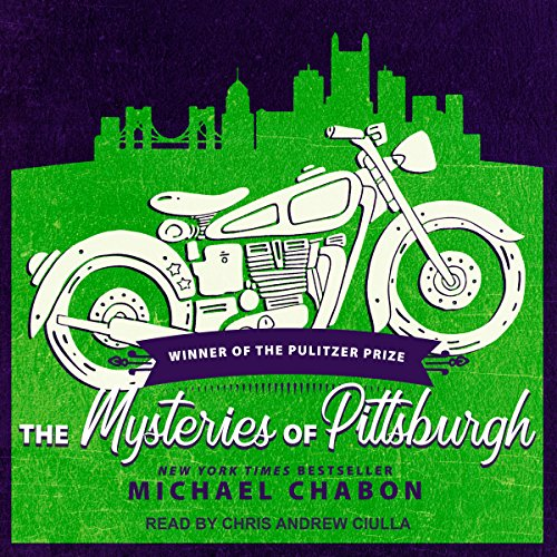 Couverture de The Mysteries of Pittsburgh