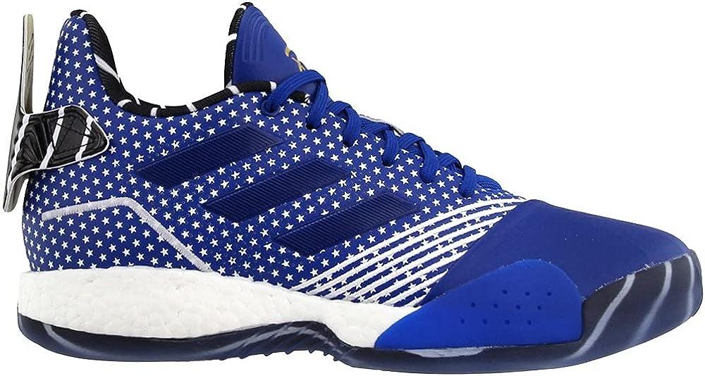 Rare adidas Mens T-Mac Millennium X Basketball Tracy Luxury goods McGrady Sneakers