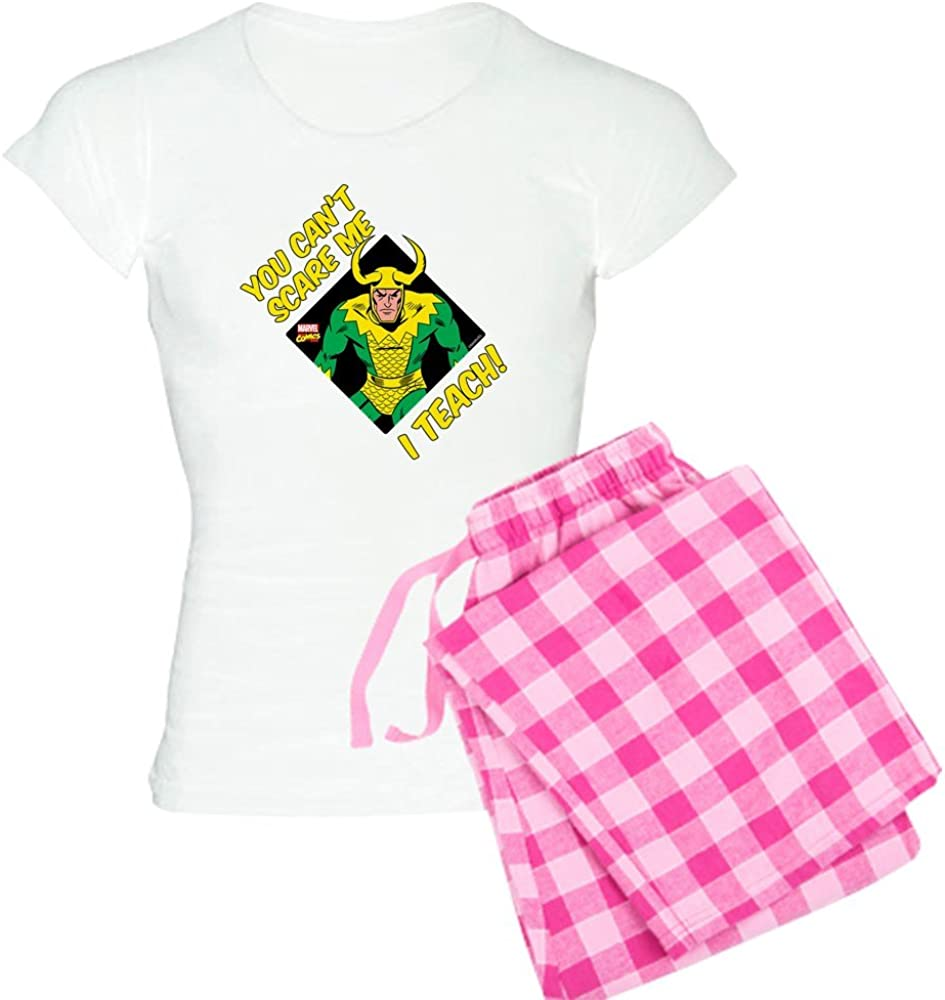 CafePress Loki Raleigh Mall Scare Direct stock discount Me PJs Women's