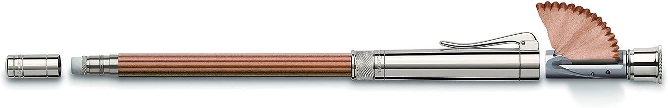 Faber-Castell von Graf: Perfect Pencil Platinum Brown