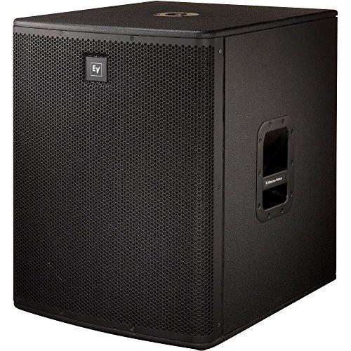 Best Price Electro-Voice ELX118 18 Live X Passive Subwoofer, 35Hz - 200Hz Frequency Range, 1600W Pe...