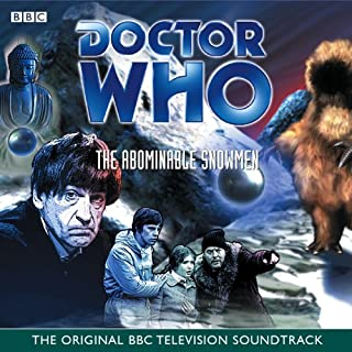 Doctor Who     The Abominable Snowmen              By:                                                                                                                                 Mervyn Haisman,                                                                                        Henry Lincoln                               Narrated by:                                                                                                                                 Patrick Troughton,                                                                                        full cast                      Length: 2 hrs and 22 mins     35 ratings     Overall 4.6