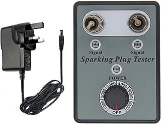 GoolRC Verificador da vela de ignição do carro com o analisador ajustável da tomada de ignição do detector do furo dobro