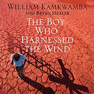 The Boy Who Harnessed the Wind cover art