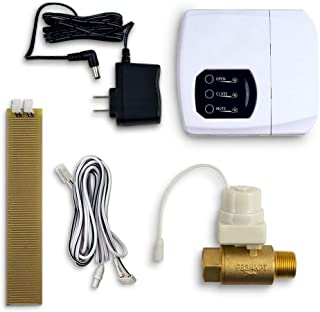 LeakSmart Automatic Leak Detection and Water Shut Off Kits- Protect Your Home from High Leak Risk Appliances (1