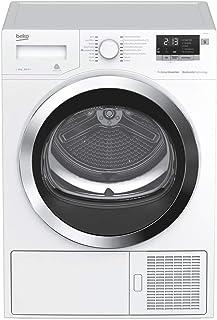 Beko DRY833CI Autonome Charge avant 8kg A+++ Blanc sèche-linge - Sèche-linge (Autonome, Charge avant, Pompe à chaleur, Bla...