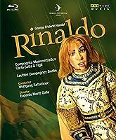 ヘンデル:歌劇「リナルド」[Blu-ray Disc+2CDs]