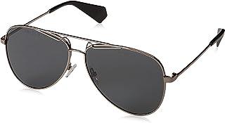 Polaroid Sunglasses Men's Pld 6048/s/x Polarized Aviator Sunglasses, 60 mm