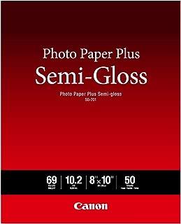 Canon Photo Paper Plus Semi-Gloss 8