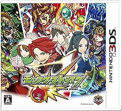 モンスターストライク 3DS「モンスターストライク」 ゲーム画面も収録したPV・TVCMが公開中!バトル画面も!