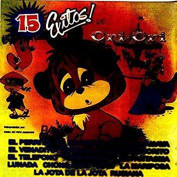 15 Exitos De Cri Cri