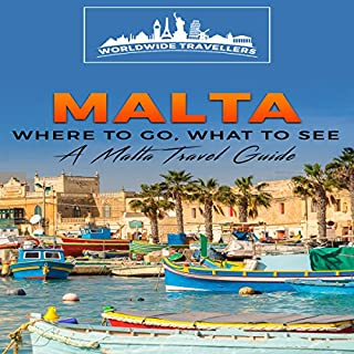 Malta: Where to Go, What to See cover art