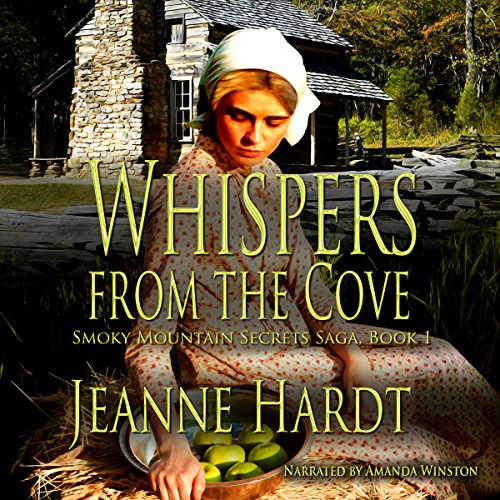Whispers from the Cove audiobook cover art