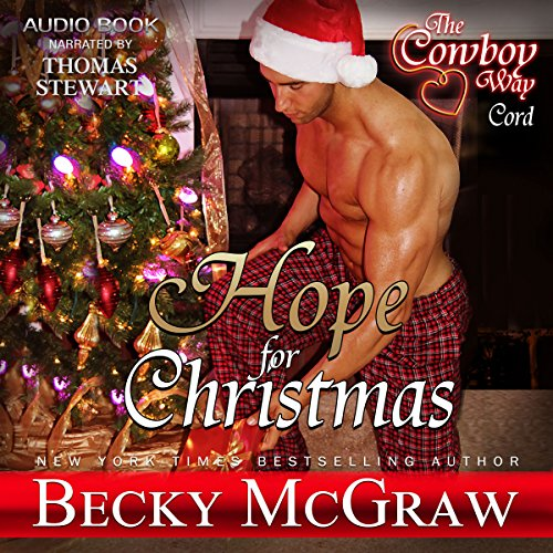 Hope for Christmas audiobook cover art