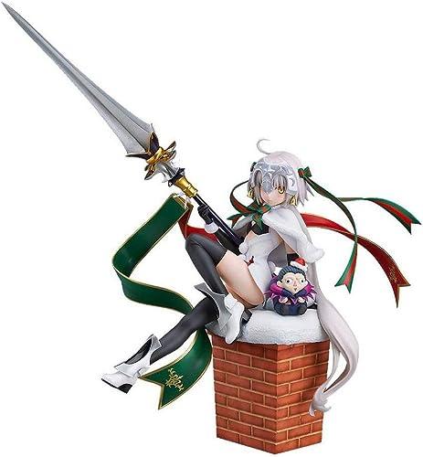 oferta de tienda Duzhengzhou Lancer   Jeanne Jeanne Jeanne D'Arc Alter Santa Lily PVC Figure  comprar mejor