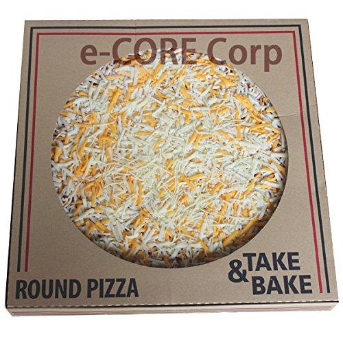 コストコ『丸型ピザ5色チーズ』