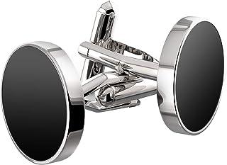 UHIBROS Jewelry Stainless Steel Classic Tuxedo Shirt...