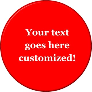 """Best Custom 3"""" Pinback Button - Made in the USA Review"""