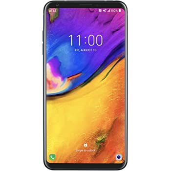 LG V35 ThinQ 64GB AT&T GSM Unlocked - Aurora Black