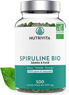 Espirulina Ecológica Pura | 500 Comprimidos