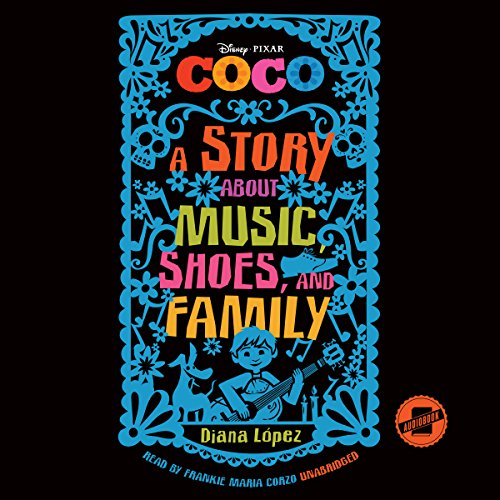 Coco audiobook cover art