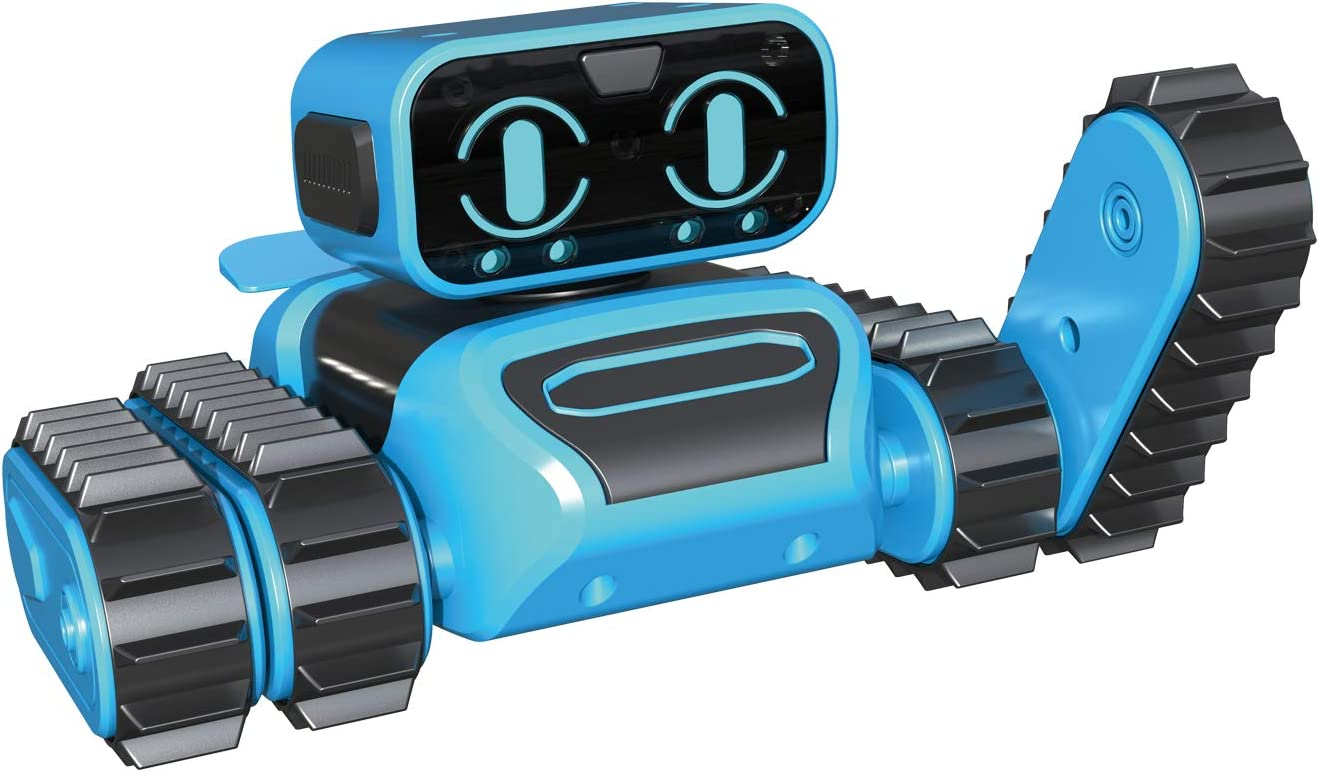 OWI RE CO Wireless Remote-Controlled Max 63% OFF Kit Robot Regular discount Tank-Like Track