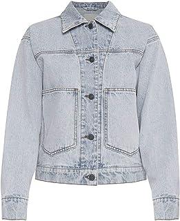Jeans Femmes Veste Veste en jean stretch BOLERO Denim Veste 205