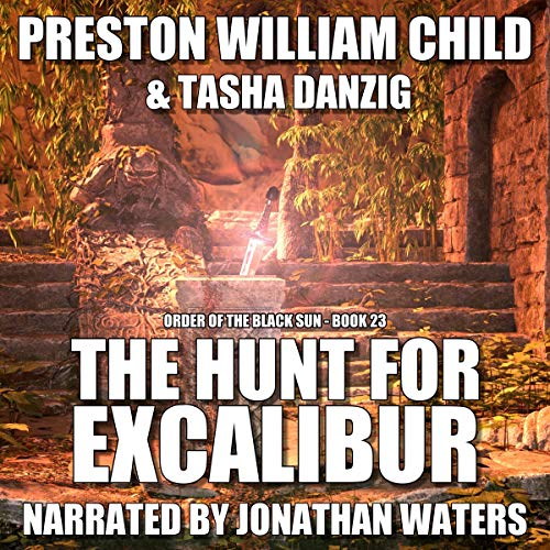 The Hunt for Excalibur Titelbild