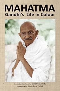 MAHATMA - Gandhi's Life in Colour