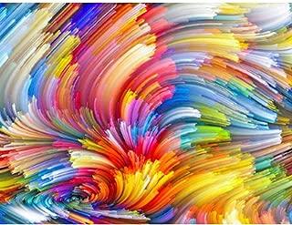 ダイヤモンド絵画 5D DIY フルドリル クロスステッチ 刺繍 ラインストーン ホームウォールデコレーション 手作り インテリア 刺繍キット ラインストーン 貼れる 装飾 ギフト 壁飾り 初心者 DIY 子供玩具 30*40cm 多色 Xummy