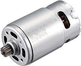 sourcing map dc 10.8v 20000rpm motorreductor eléctrico 12 dientes taladro destornillador eléctrico