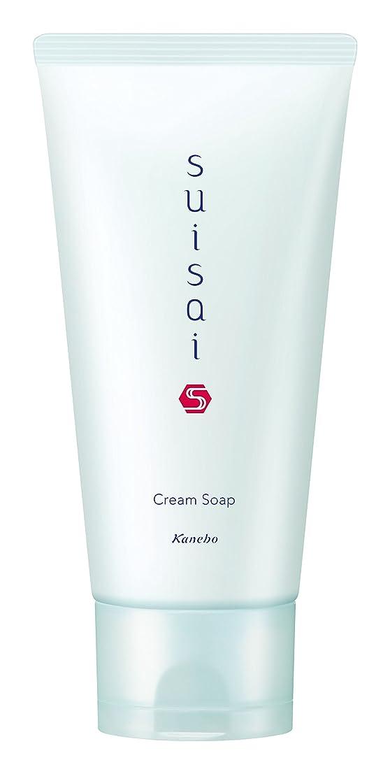 デクリメント納得させる不潔スイサイ 洗顔料 クリームソープ 125g