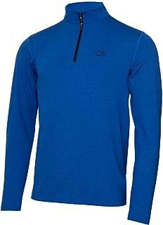 Calvin Klein Men's Newport Half Zip Golf Shirt