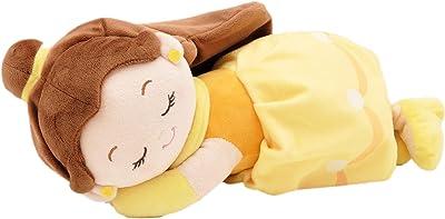 MORIPiLO モリシタ 美女と野獣 ベル 抱き枕 イエロー ミニ添い寝枕 ディズニー プリンセス 28×15×15cm