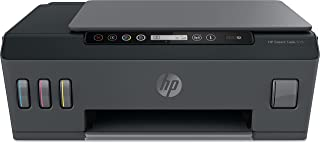 HP 515 Smart Tank Wireless All-in-One Printer - Black and Grey