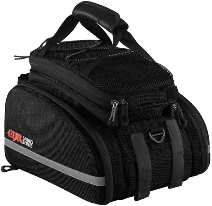 YUYAXBG Fashion Super sale period limited Bicycle Pannier Max 76% OFF Luggage Package Re Pack