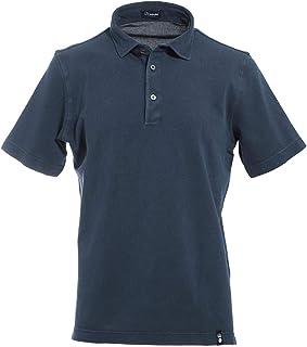DRUMOHR ドルモア ポロシャツ/ガーメントダイポロシャツ DTS202 メンズ [並行輸入品]