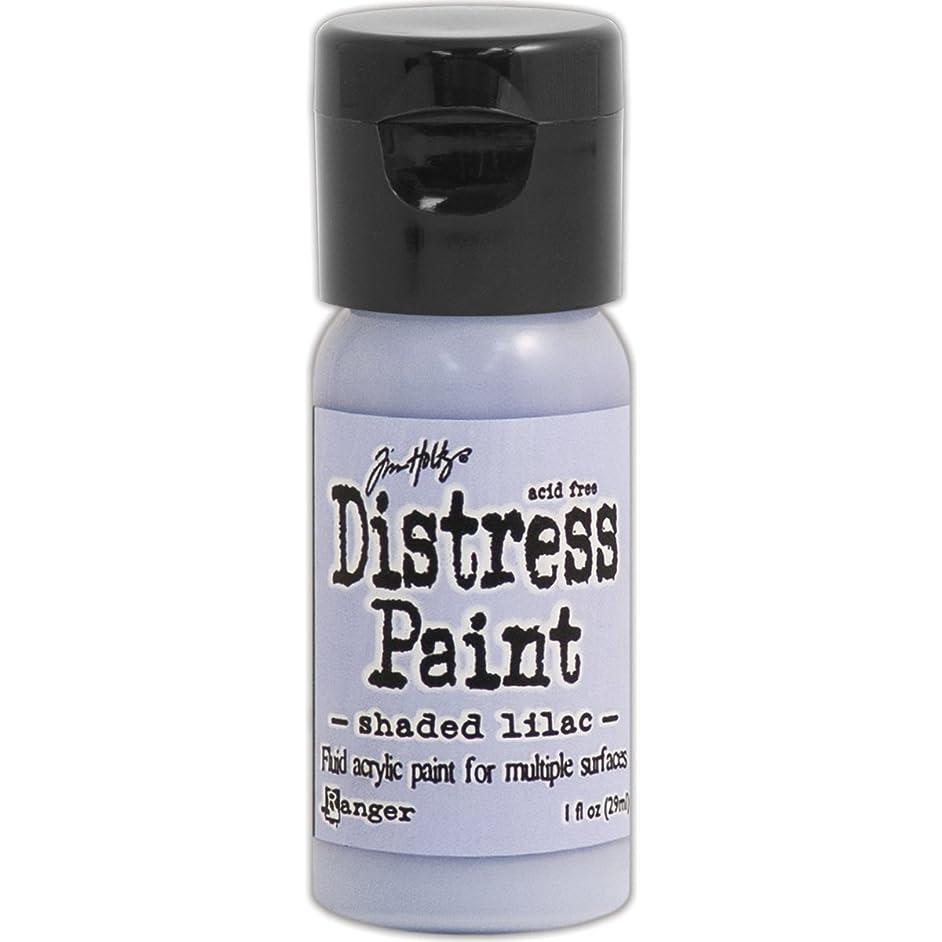 Ranger TDF53262 Distress Paint Flip Top 1oz-Shaded Lilac