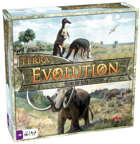 Terra Evolution Tree of Life Board Game