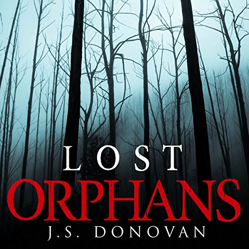 The Lost Orphans audiobook cover art