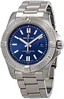 Chronomat Colt Automatic 44 Blue Dial Men's Watch A17388101C1A1