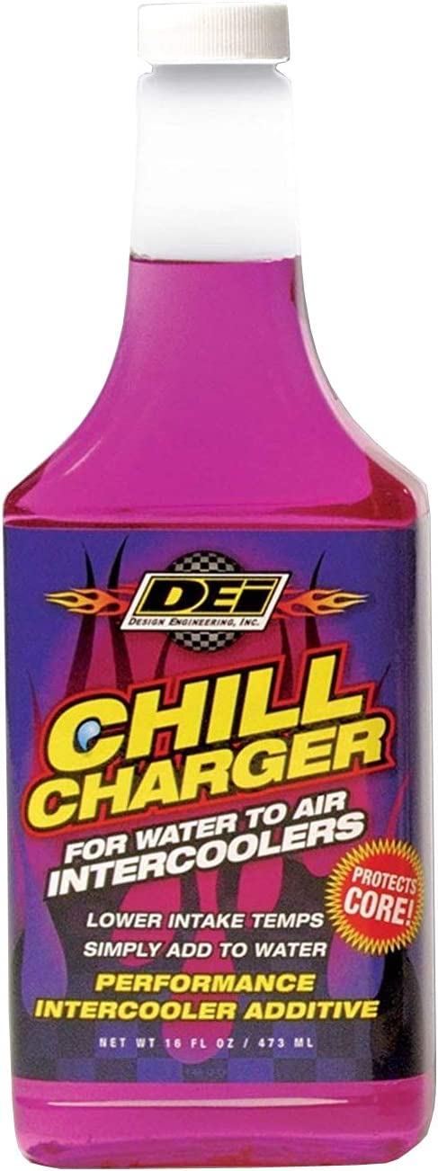 Design Engineering 040208 Fashion Chill Max 52% OFF Water-to-Air Intercooler Charger