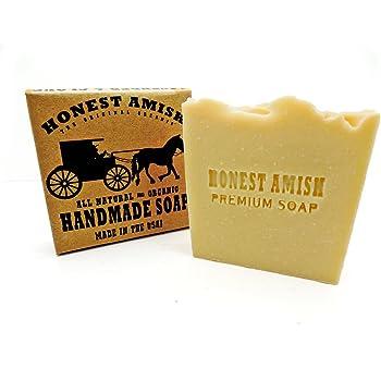 Honest Amish Natural Lavender and Clove Soap Bar
