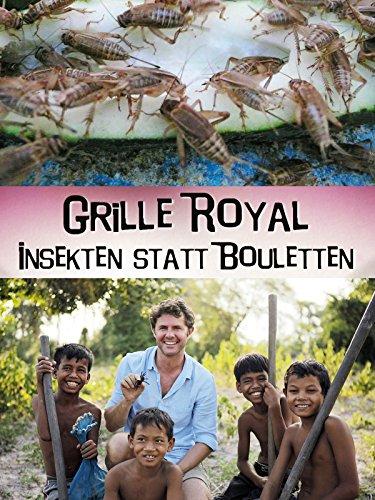Grille Royal - Insekten statt Bouletten