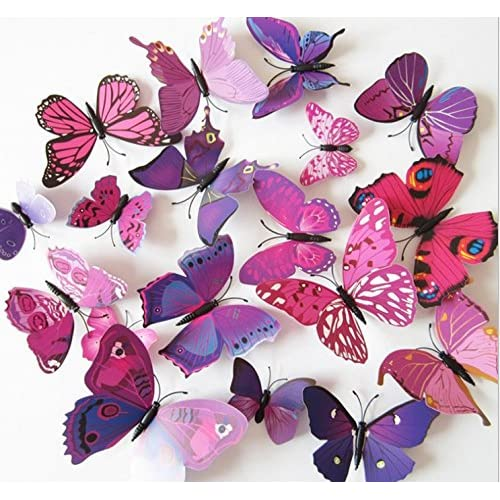 Butterfly Room Decorations: Amazon.com